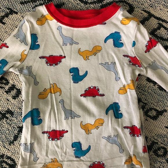 Wonder Nation Dinosaur Pajamas